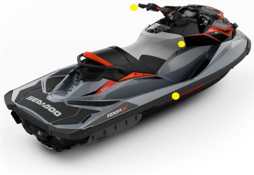 AC-Beta SeaDoo Performance RXP-X 300 ergolock1