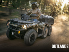 AC-Beta CanAm Outlander 6x6