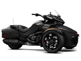 AC-Beta CanAm Spyder Sport-Cruising F3 Special Series Limited