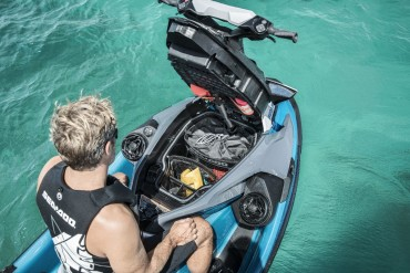 AC-Beta SeaDoo Performance RXT 230 front-storage