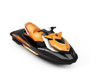 AC-Beta SeaDoo Recreation GTI SE Black _  Sunrise Orange