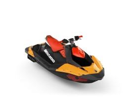 AC-Beta SeaDoo Spark SPARK TRIXX Color Orange Crush - Chili pepper