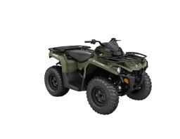 AC-Beta CanAm AVT 2018 Outlander 450 INT