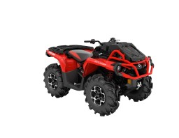 AC-Beta CanAm AVT Outlander XMR 650 MUD