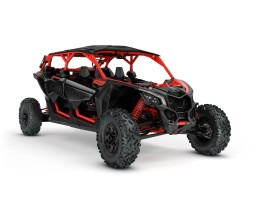 AC-Beta CanAm SSV 2018 Maverick X3 MAX X rs TURBO R