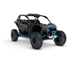 AC-Beta CanAm SSV 2018 Maverick X3 X rc TURBO