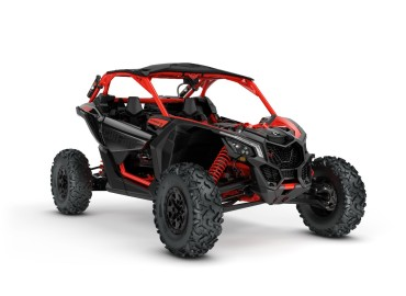 AC-Beta CanAm SSV 2018 Maverick X3 X rs TURBO R