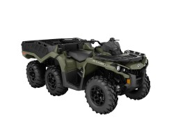 AC-Beta CanAm AVT 2018 Outlander 6x6 DPS 650