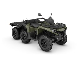 AC-Beta CanAm AVT 2018 Outlander 6x6 DPS 650 T3