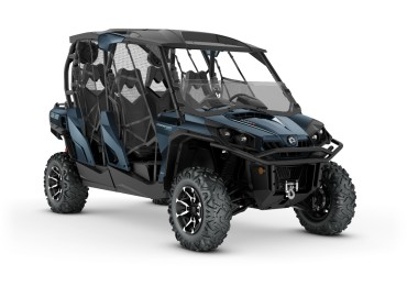 AC-Beta CanAm SSV 2018 Commander MAX LIMITED 1000R